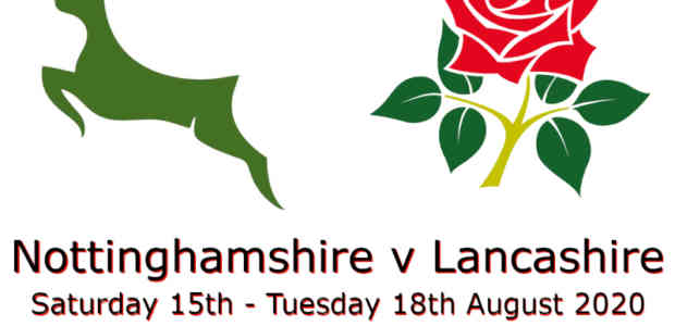 Nottinghamshire v Lancashire Bob Willis Trophy August 2020