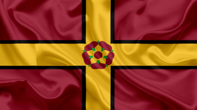 Northamptonshire Flag