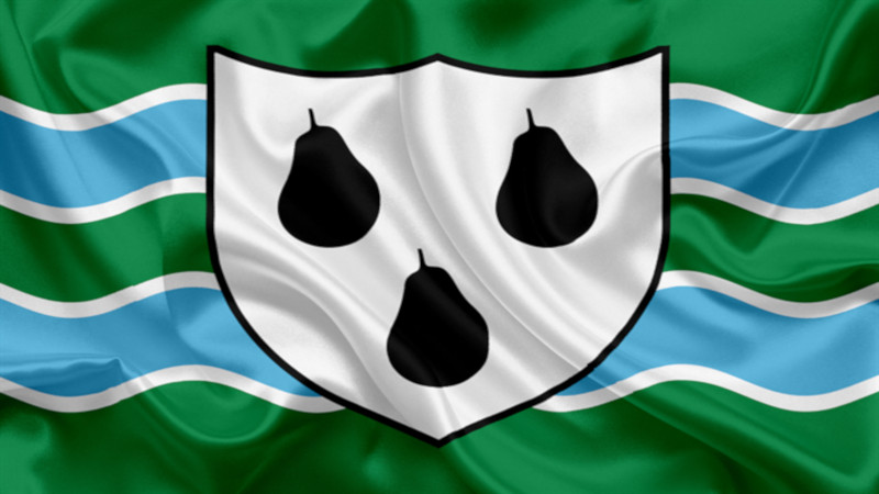 Worcestershire Flag