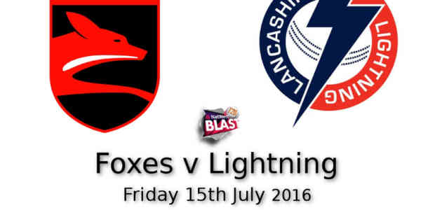Leicestershire Foxes v Lancashire Lightning