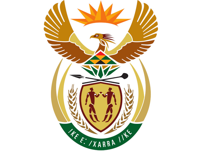 South Africa coat of arms