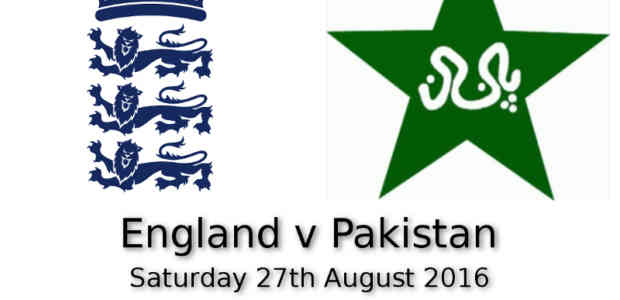 England v Pakistan 2nd ODI Lords