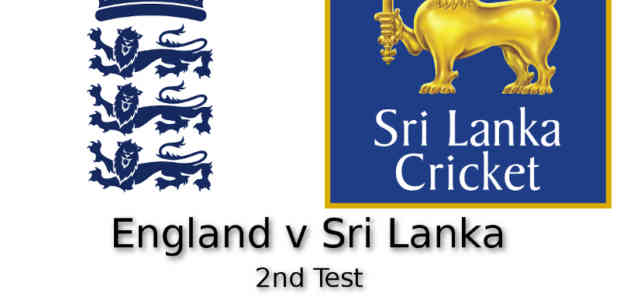 England v Sri Lanka 2nd Test Durham