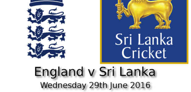England v Sri Lanka 4th ODI