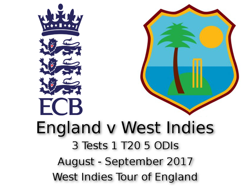 Devildogs West Indies Tour of England 2017 Archive