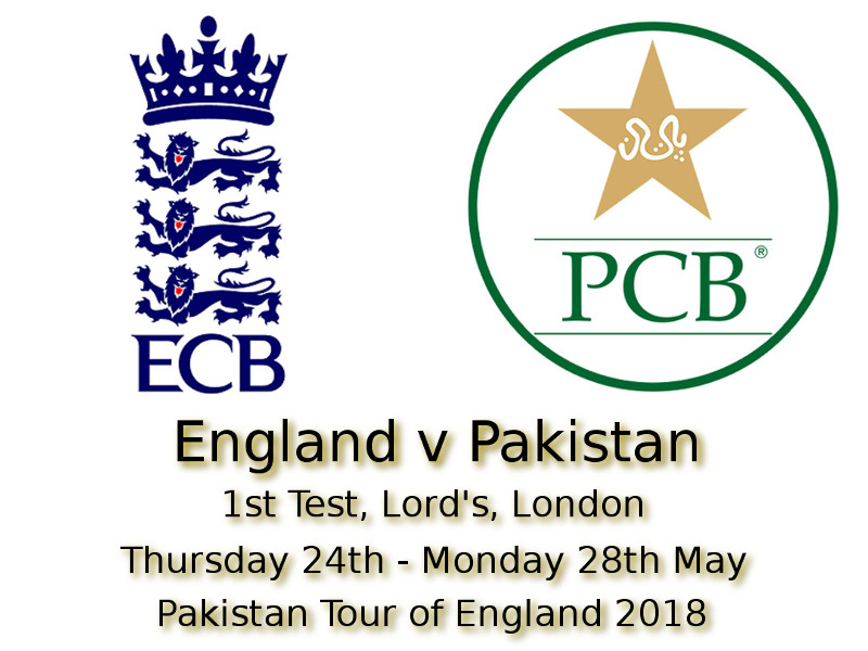 Devildogs England v Pakistan Lord's 1st Test Archive