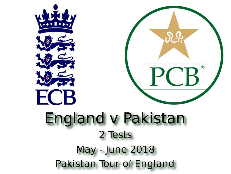 Devildogs Pakistan Tour of England 2018 Archive