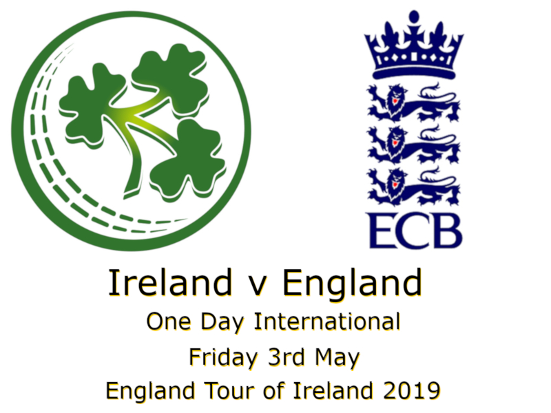 Devildogs England Tour of Ireland 2019 Archive