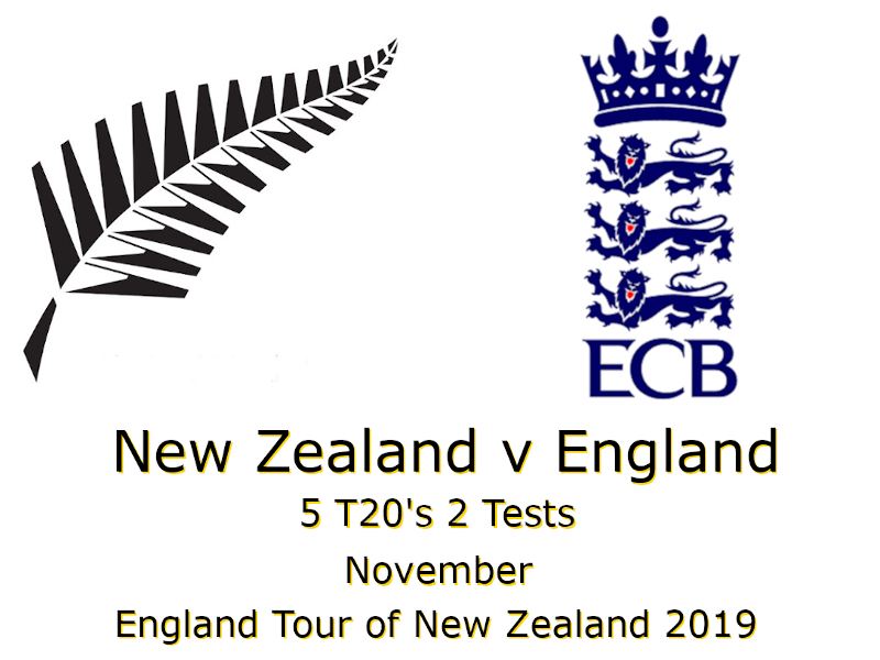 England Tour New Zealand 2019 Devildogs Archive