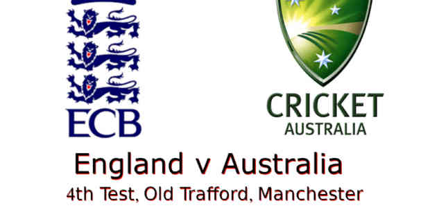 England v Australia Ashes 4th Test 2019