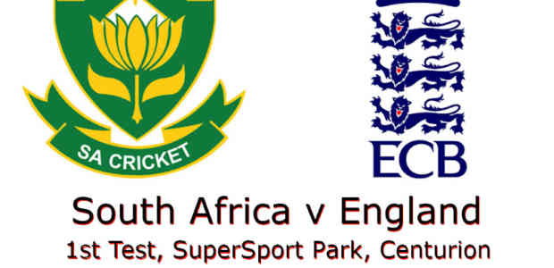 South Africa v England 1st Test 2019