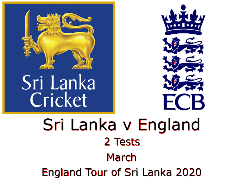 England Tour of Sri Lanka