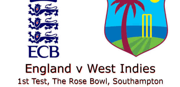 England v West Indies 1st Test 2020
