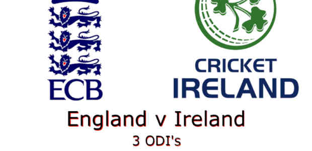 Ireland Tour of England Squads