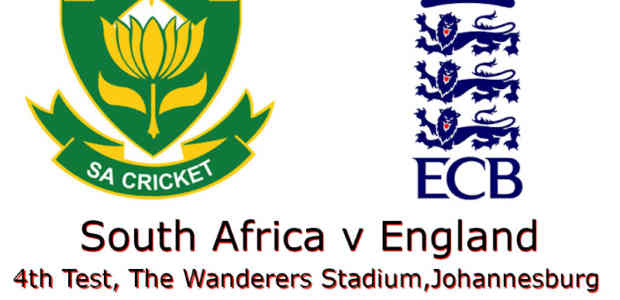 South Africa v England 4th Test 2020