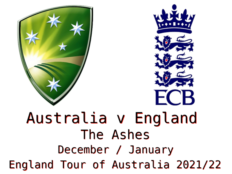 England Tour of Australia 2021/22