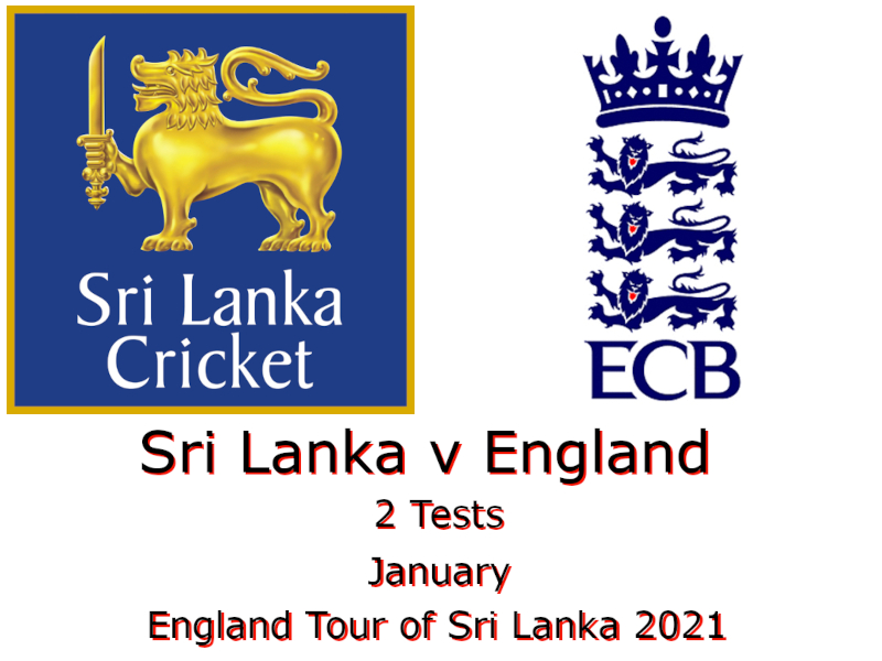 England Tour of Sri Lanka 2021