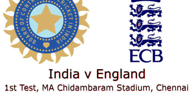 India v England 1st Test 2021