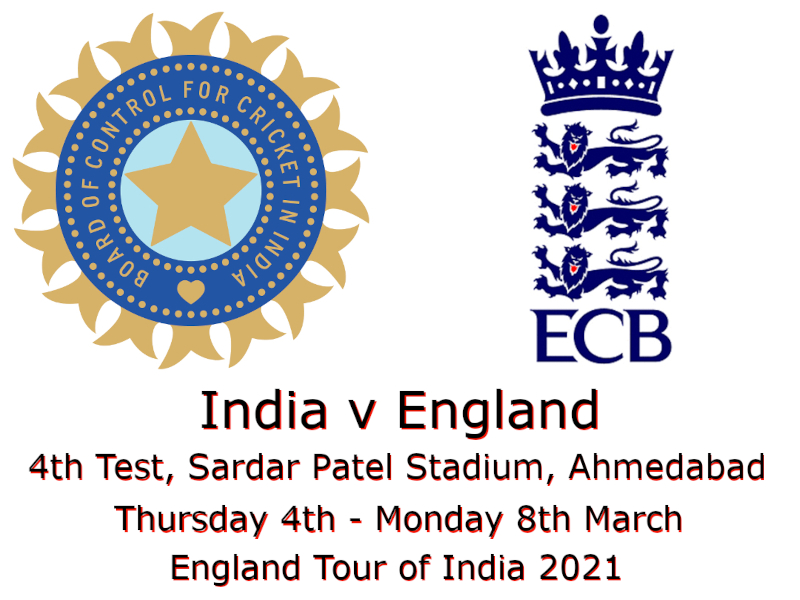 India v England 4th Test 2021