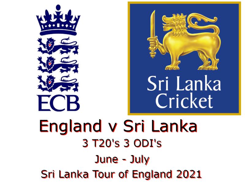 Sri Lanka Tour of England 2021