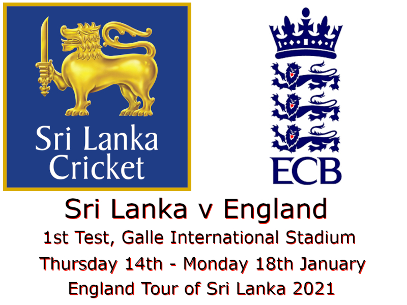 Devildogs Sri Lanka v England 1st Test 2021 Archive