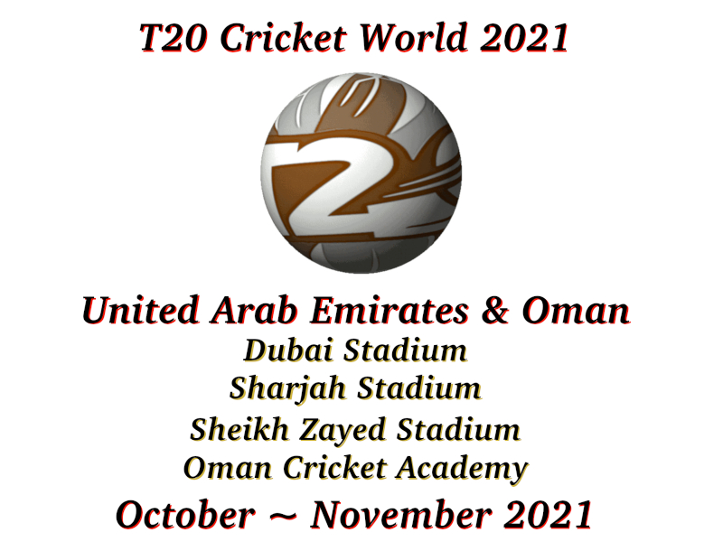 Devildogs T20 World Cup Archive