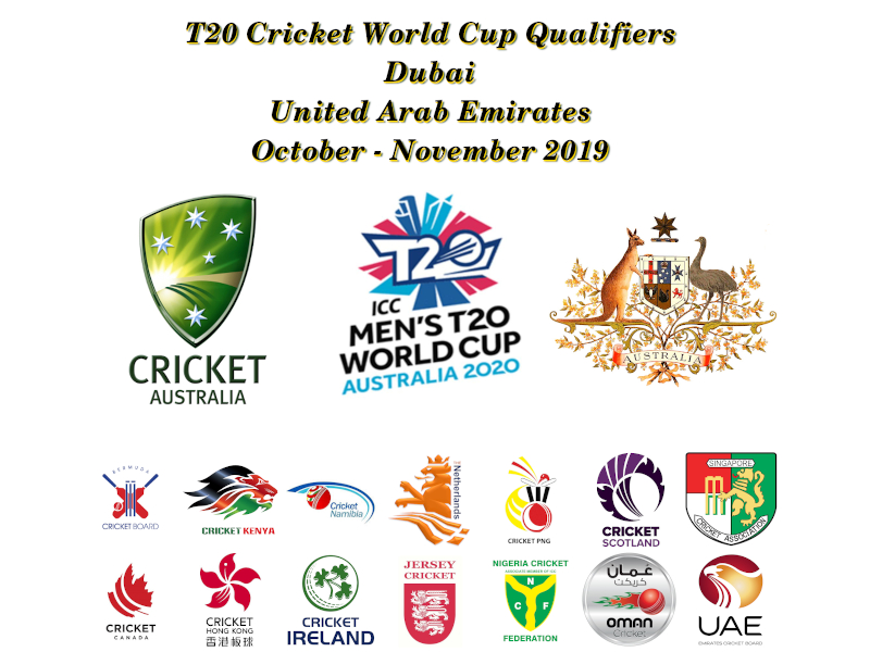 T20 World Cup Qualifiers