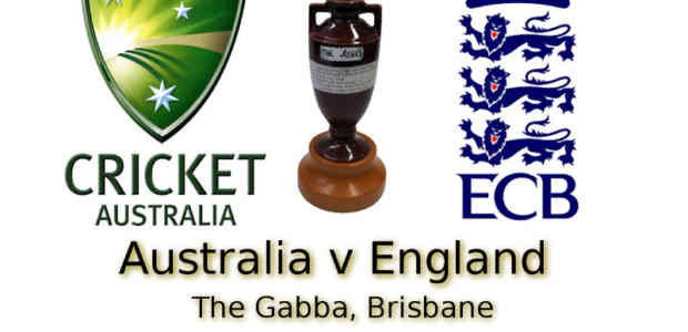 Ashes 1st Test The Gabba Brisbane