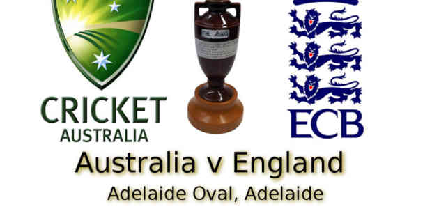 Ashes 2nd Test Adelaide Oval