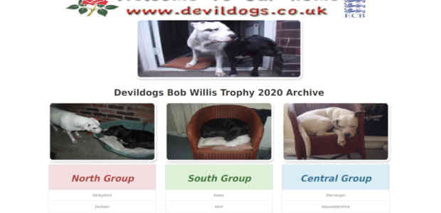 Devildogs Bob Willis Trophy Archive