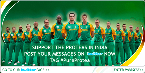 South Africa World Cup Squad 2011 ~ Proteas get back on winning trail